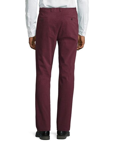 Benn Standard-Fit Stretch Cotton Pants