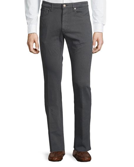 Incotex Ray Regular-Fit 5-Pocket Pants