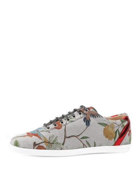 az9EMrb8sc Mens Bambi Lace-Up Sneaker hSQxRc