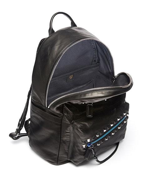 Rebel Tumbler Medium Backpack, Black