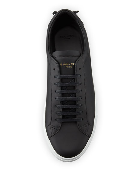 Sneakers URBAN STREET leather black Givenchy 6u0Ys