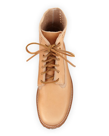 """Limited Edition Bare Naked 6"""" Premium Boot, Tan"""