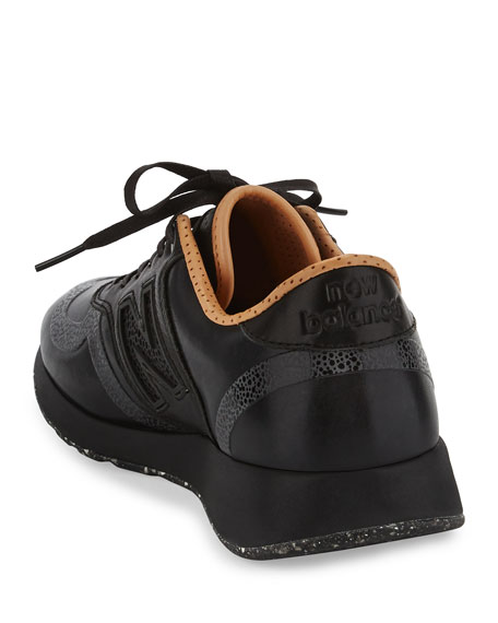 Men's MRL420 Leather Trainer Sneakers