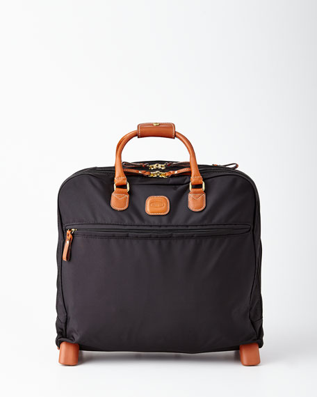 Black Rolling Pilot Case Luggage
