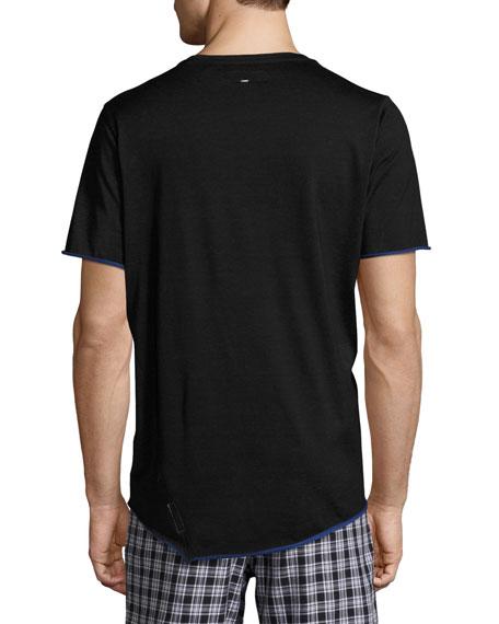 Combat Crewneck Pocket T-Shirt