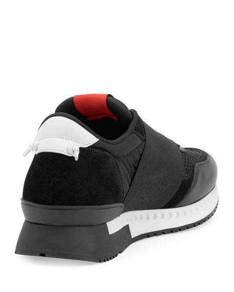Men's Banded Running Sneakers