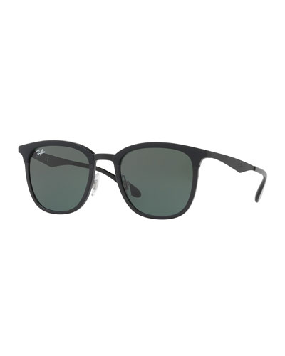 Men's RB4278 Square Sunglasses  Black