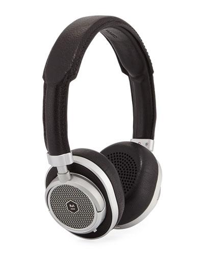 MW50 Wireless Over-Ear Headphones  Black
