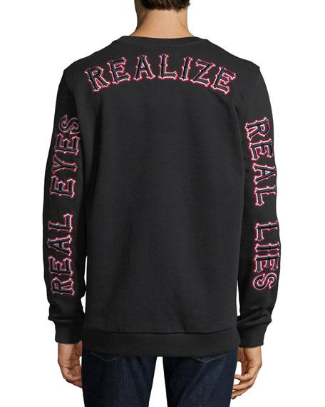 Real Lies Logo Sweatshirt