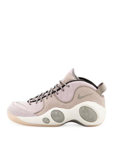 Zoom Flight 95 Leather Sneaker