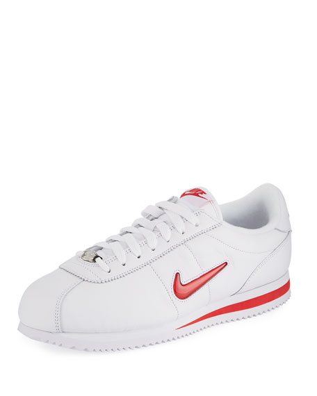 Cortez Basic Jewel Low-Top Sneaker
