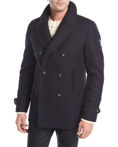 INK BLUEASHBURN PEACOAT