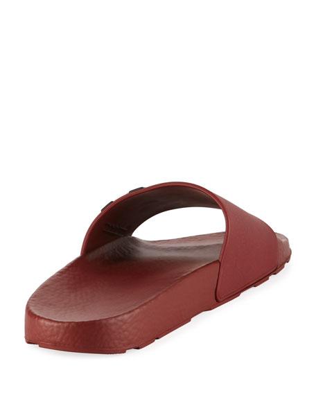50574c84c Bally Saxor Rubber Slide Sandal