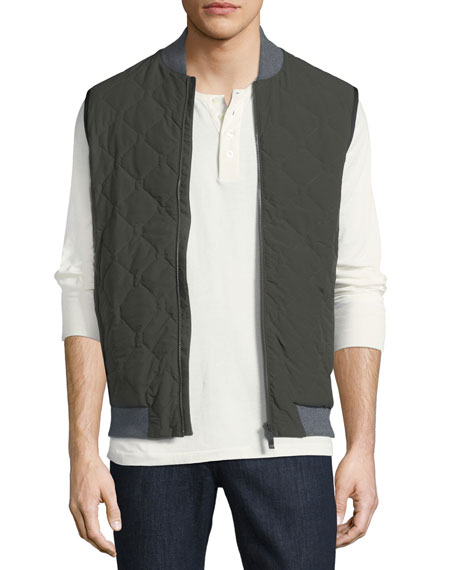 Techmerino Super Fleece Vest