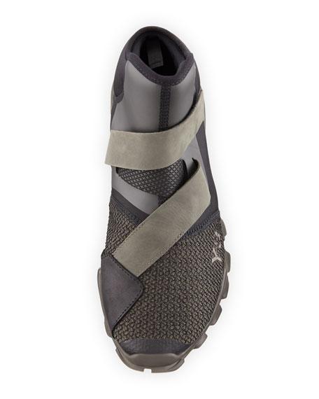 Ryo Mesh Grip-Strap Sneaker