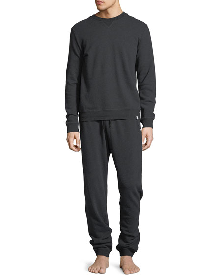 Devon 1 Charcoal Men's Sweat Pants