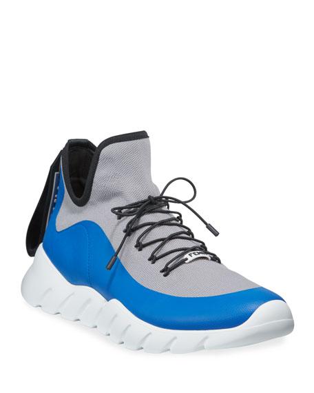 219f8104e9 Men's Vocabulary High-Top Scuba Sneakers