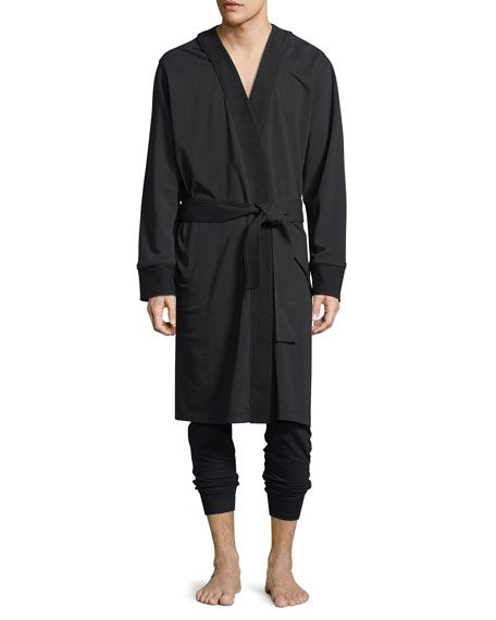 Samuel Cotton-Blend Robe