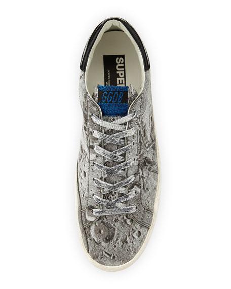 Men's Glitter Star Low-Top Sneaker