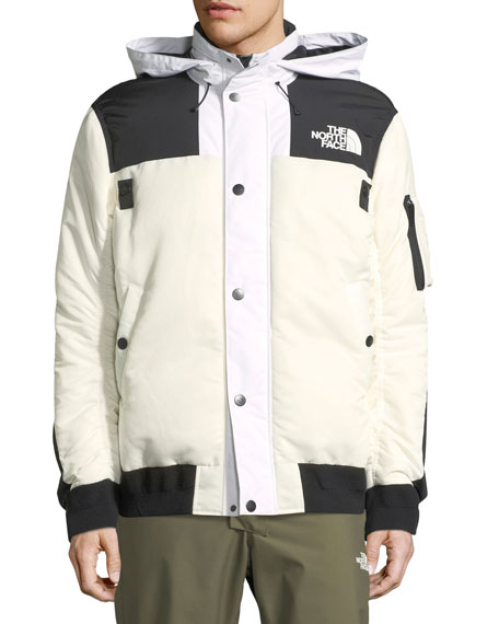 bc6b7aca0 The North Face® Puffer Bomber Coat