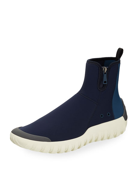 Men's Scuba High-Top Sneakers
