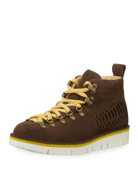 Geronimo Suede Lace-Up Boot