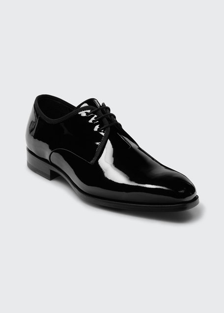 Patent Leather Blucher