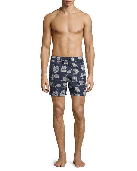 Boxer Mare Swim Trunks