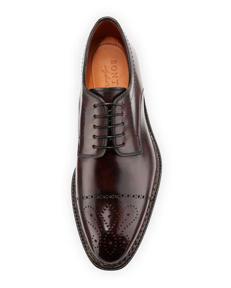Brera Leather Brogue Oxford