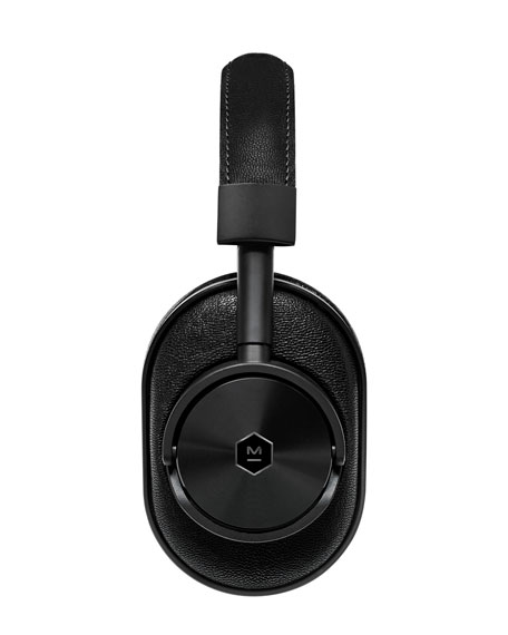 MW60 Wireless Over-Ear Headphones, Black