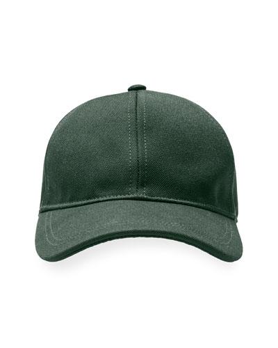 Bergdorf Baseball Cap, Forest