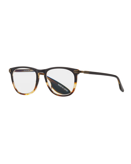 Men's Lautner Tortoiseshell Acetate  Reading Glasses-2.5
