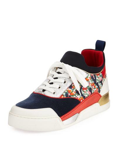 Aurelien Flat Jumbo Sneaker