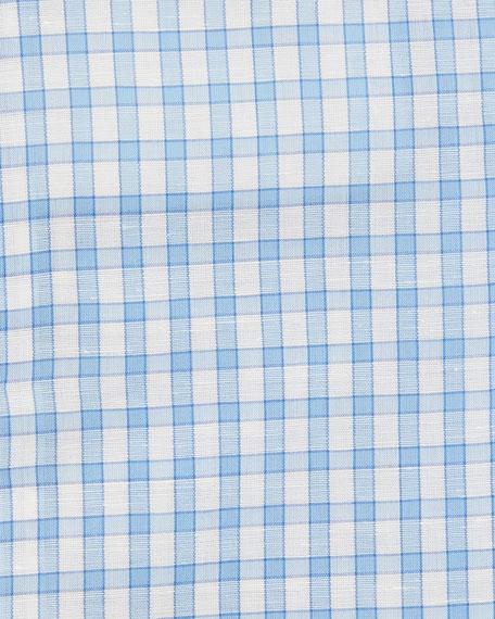Check Cotton Dress Shirt