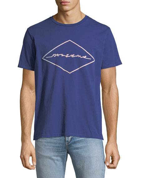 Image 1 of 1: Men's Signature Logo T-Shirt