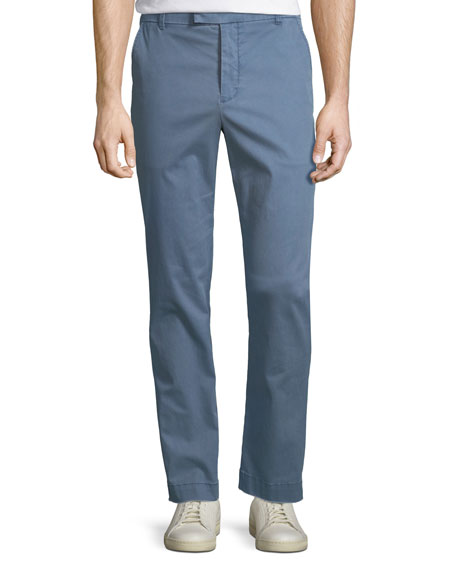 ATM Anthony Thomas Melillo Pigment Enzyme Washed Cotton-Stretch