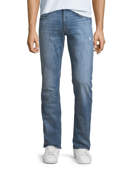 Men's Byron Classic Straight-Leg Jeans, Transfer