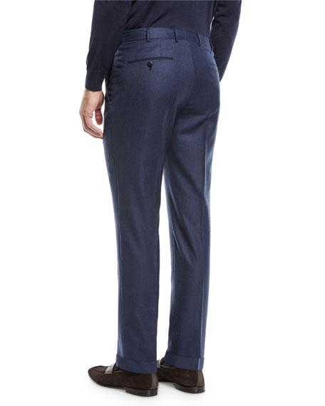 Men's Trofeo Wool Dress Pants