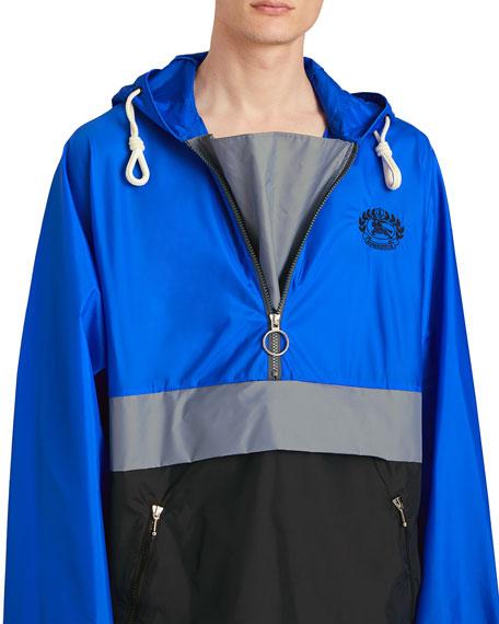 Men's Lakebridge Colorblock Parka Jacket