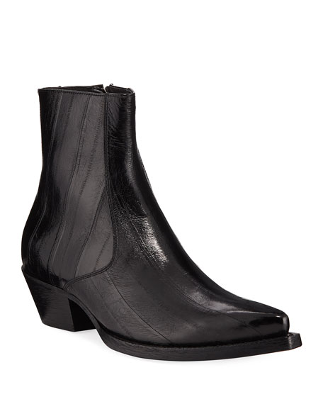 79700f23f9b Men's Lukas Eel-Leather Boots