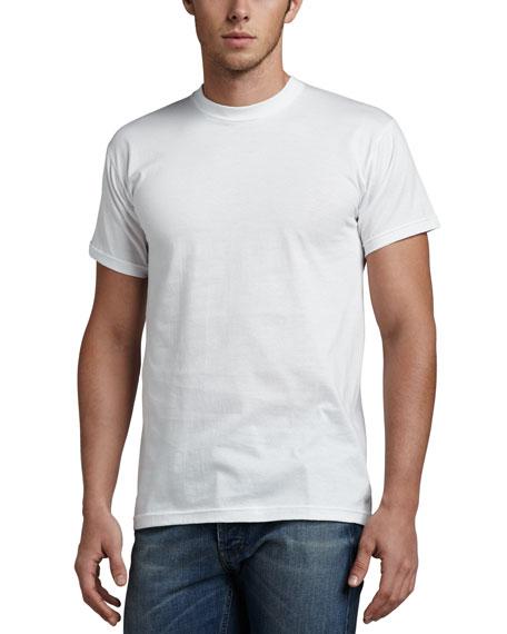 Men's 3-Pack Cotton Stretch T-Shirts