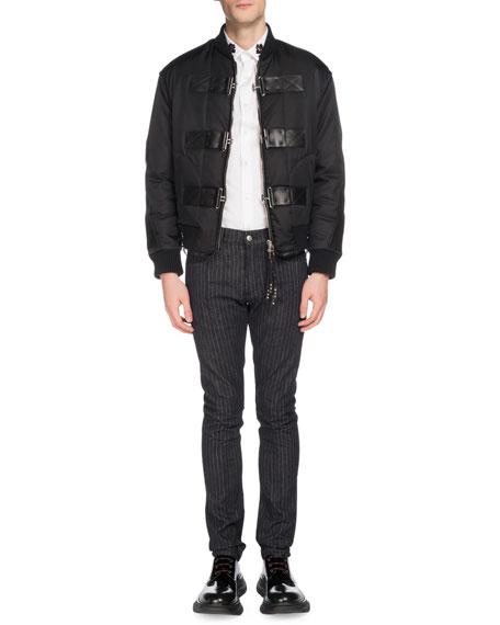 Men's Cabah Buckle-Strap Jacket