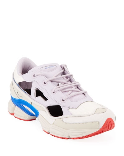 Men's Replicant Ozweego Trainer Sneakers  Independence Day