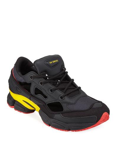 Men's Ozweego Replicant Trainer Sneakers  Belgium National Day