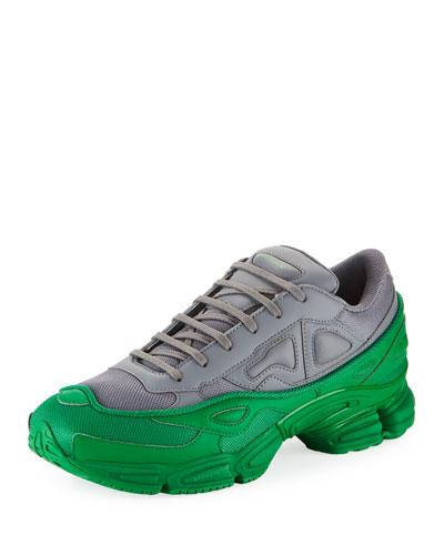 Men's Ozweego Colorblock Trainer Sneakers