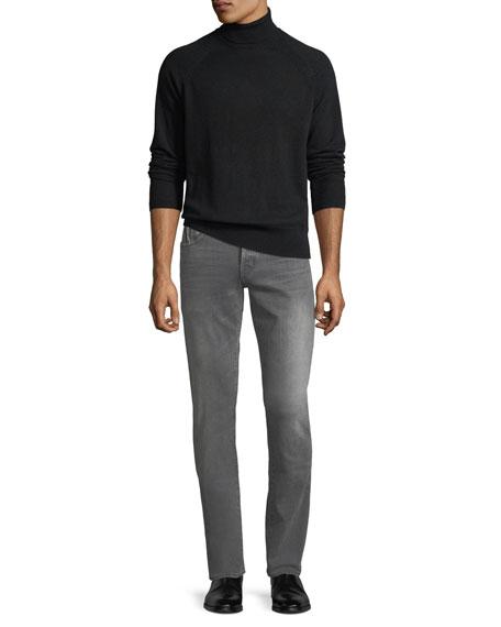 Men's Selvedge Straight-Leg Jeans