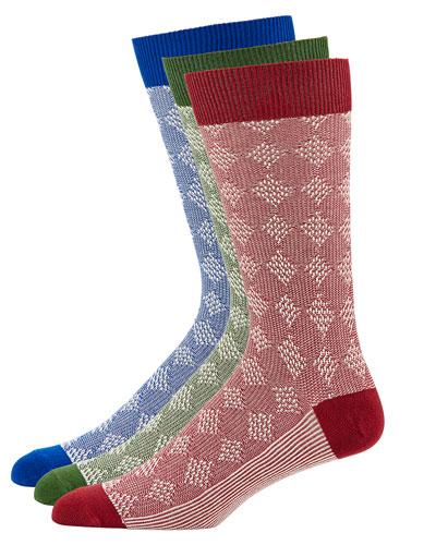 Men's 3-Pack Sock Box Set