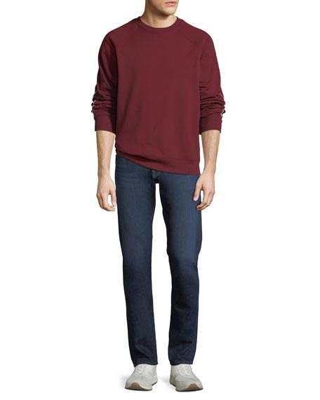 Men's Tellis Modern Slim Straight-Leg Jeans in Burroughs Wash