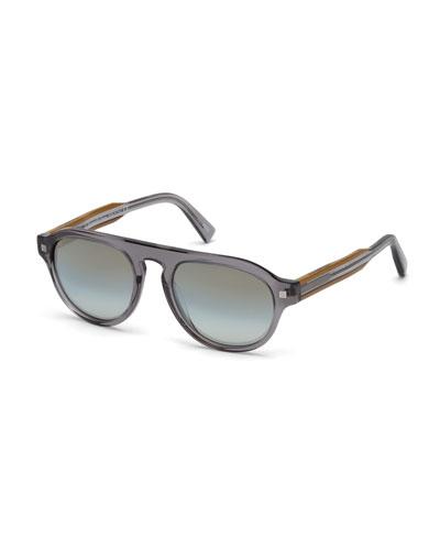 Men's Aviator Aviator Sunglasses