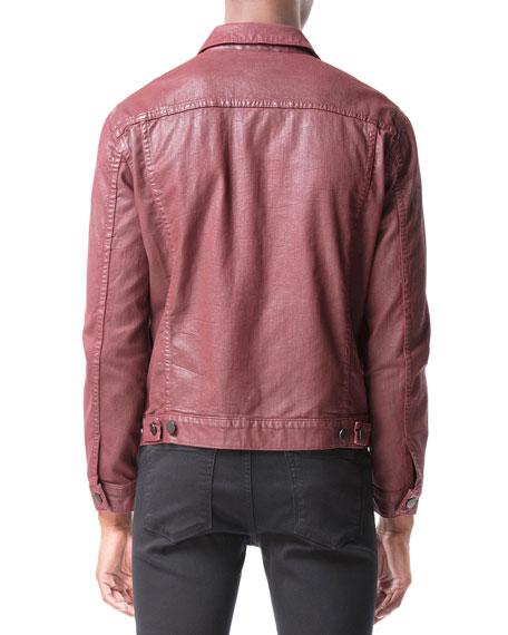 Men's Acamar Coated Jean Jacket